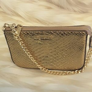 Michael kors clutch hand bag